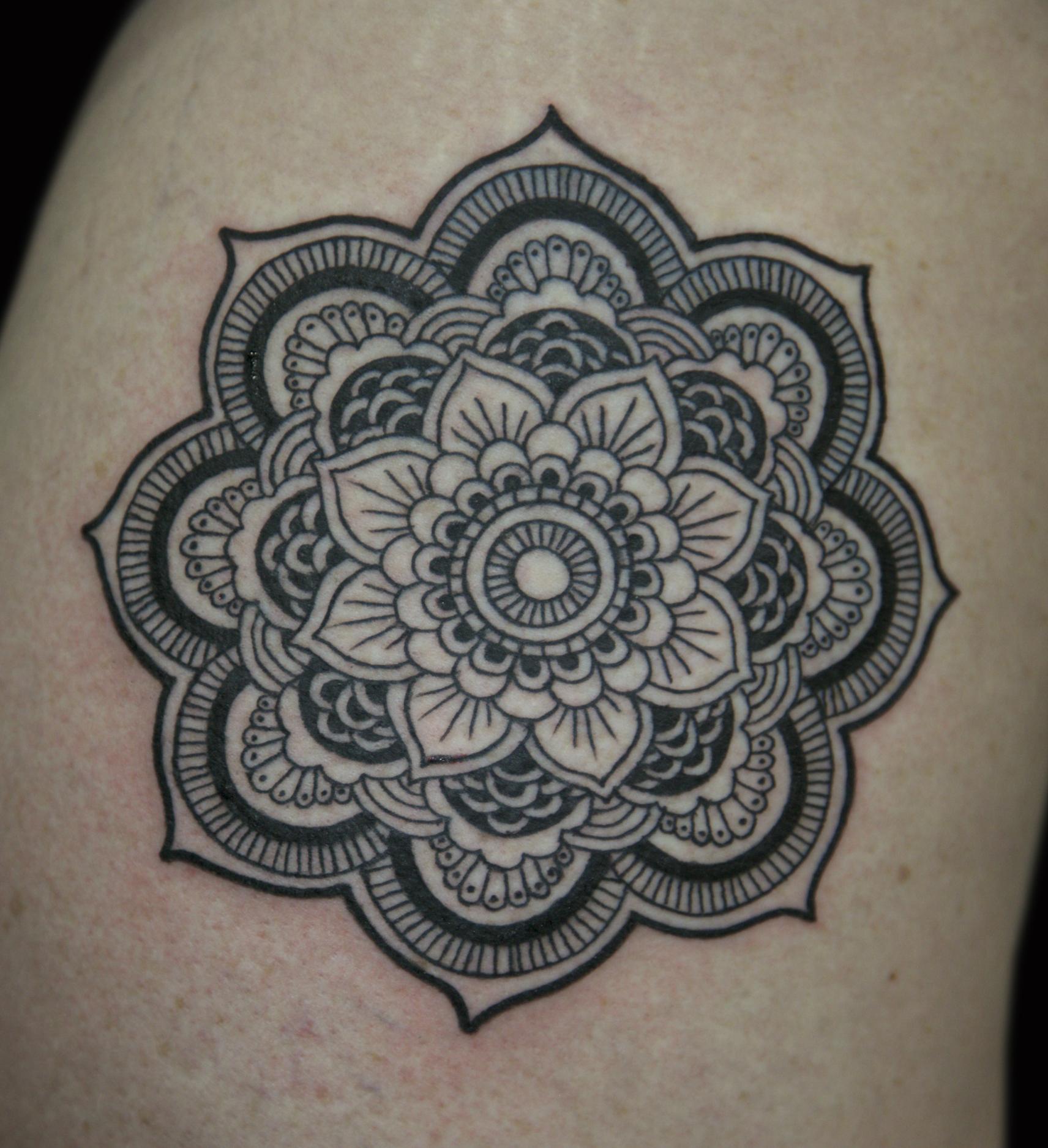 Kaleidoscope Tattoo » Luciano