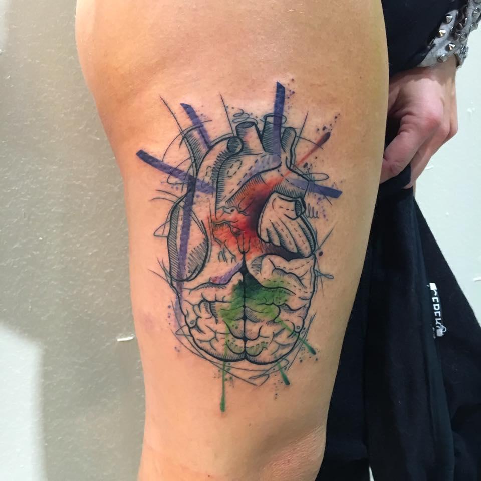 Kaleidoscope Tattoo » Mattia Colombo